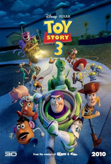 cartaz de Toy Story 3