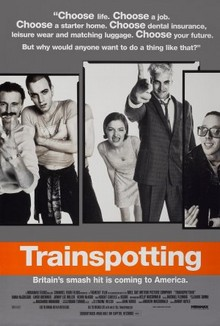 cartaz de Trainspotting - Sem Limites