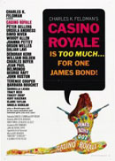 cartaz de Cassino Royale