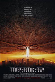 cartaz de Independence Day