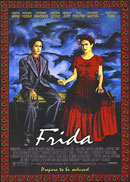 cartaz de Frida