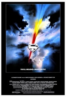 cartaz de Superman - O Filme