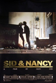 cartaz de Sid & Nancy - O Amor Mata