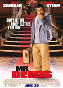 cartaz de A Herança de Mr. Deeds