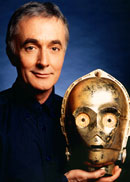 Foto de Anthony Daniels